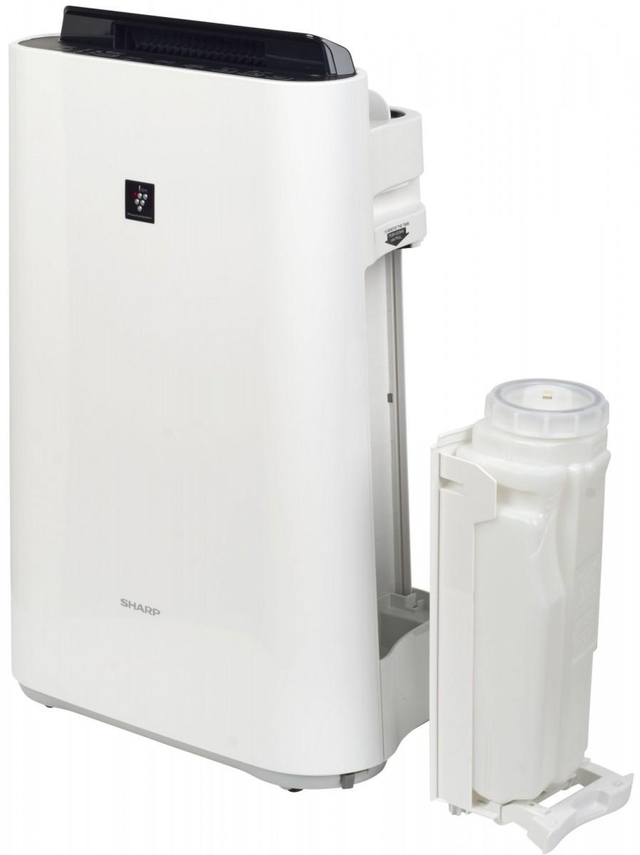 Очиститель-увлажнитель воздуха Sharp KC-D61RW
