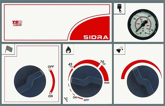 АВД с нагревом воды Biemmedue SIDRA 170/13