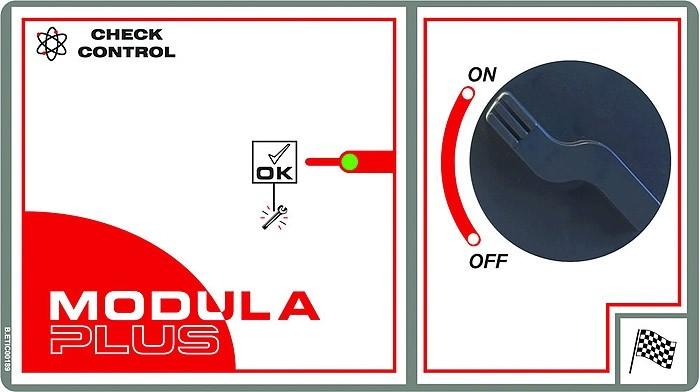 Мойка высокого давления стационарная Biemmedue MODULA PLUS 200/21