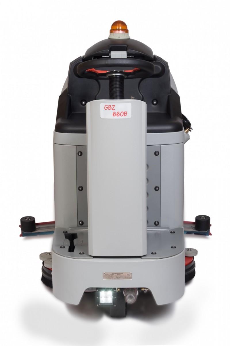 Поломоечная машина KEDI GBZ-660B