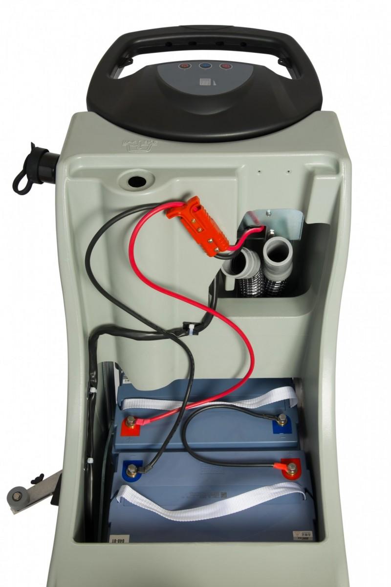 Аккумуляторная поломоечная машина KEDI GBZ-530B