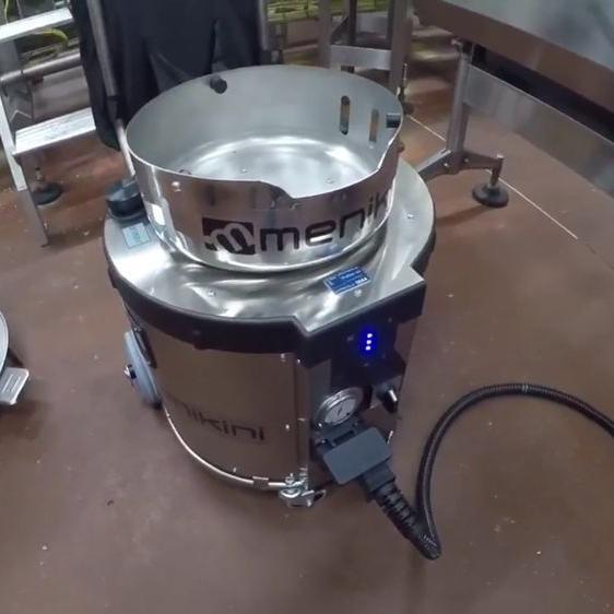 Индустриальный парогенератор MENIKINI MK-3000 VACUUM