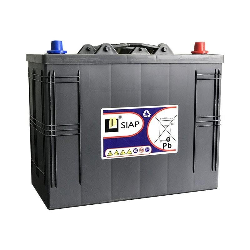Тяговая гелевая аккумуляторная батарея SIAP 6 GEL 105