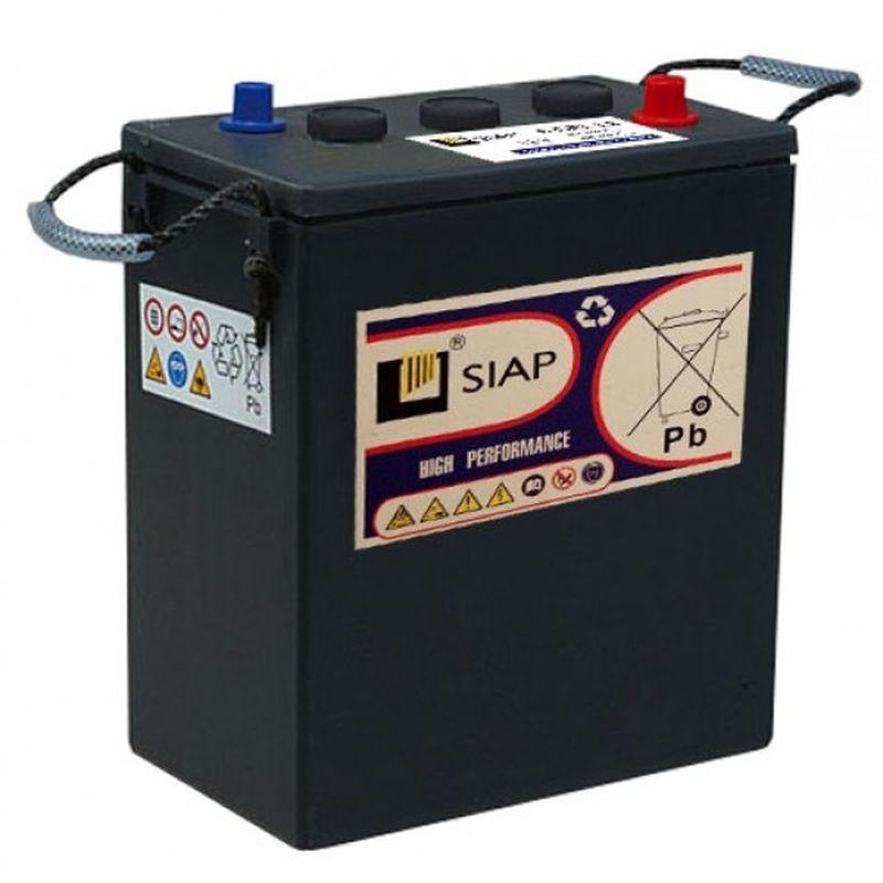 Тяговая гелевая аккумуляторная батарея SIAP 3 GEL 265