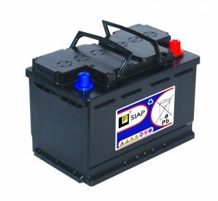 Тяговая гелевая аккумуляторная батарея SIAP 6 GEL L3