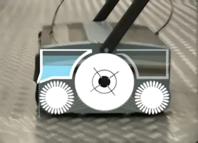 Поломоечная машина Truvox Multiwash 240 P