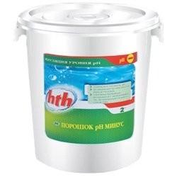 HTH - Порошок рН минус 45 кг