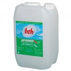 HTH жидкость pH минус 28,14 кг