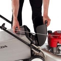 Газонокосилка бензиновая Honda HRG 416 SKEH