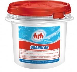 hth хлор в гранулах - 5 кг.