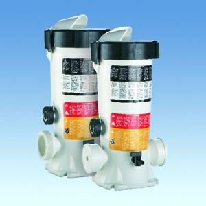 Полуавтоматический дозатор хлора, брома и кислорода E
