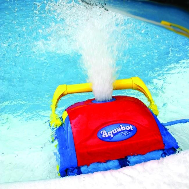 Робот пылесос для бассейна Aquabot Viva (упр. ч/з Bluetooth)