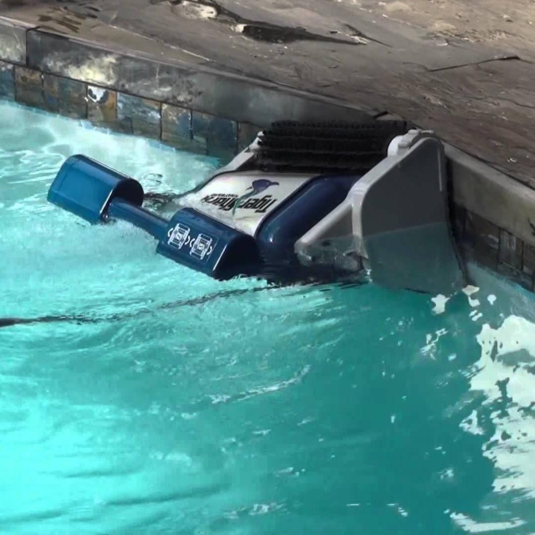 Робот-пылесос для бассейна Hayward TigerShark 2