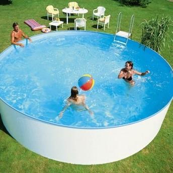 Круглый бассейн Zodiac РИО 300х120