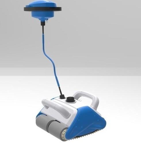 Робот пылесос для бассейна Neptun Z-200 FREE