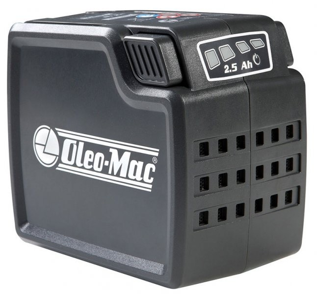 Газонокосилка аккумуляторная Oleo-Mac GI 44P 40V с (АКБ и ЗУ)
