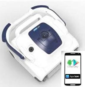 Робот пылесос для бассейна Aquabot PRO X2 (упр. ч/з Bluetooth)