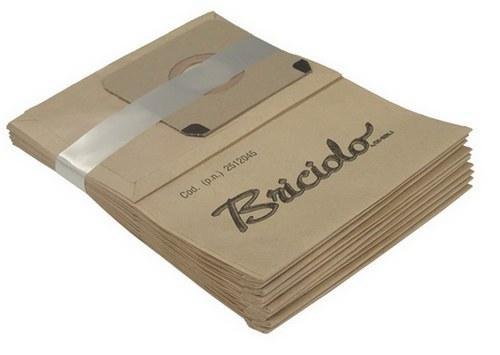 Бумажные фильтр-мешки для пылесоса Ghibli Briciolo (6585005) 10 шт.