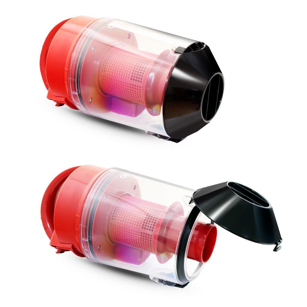 Пылесос Ginzzu VS422 красный
