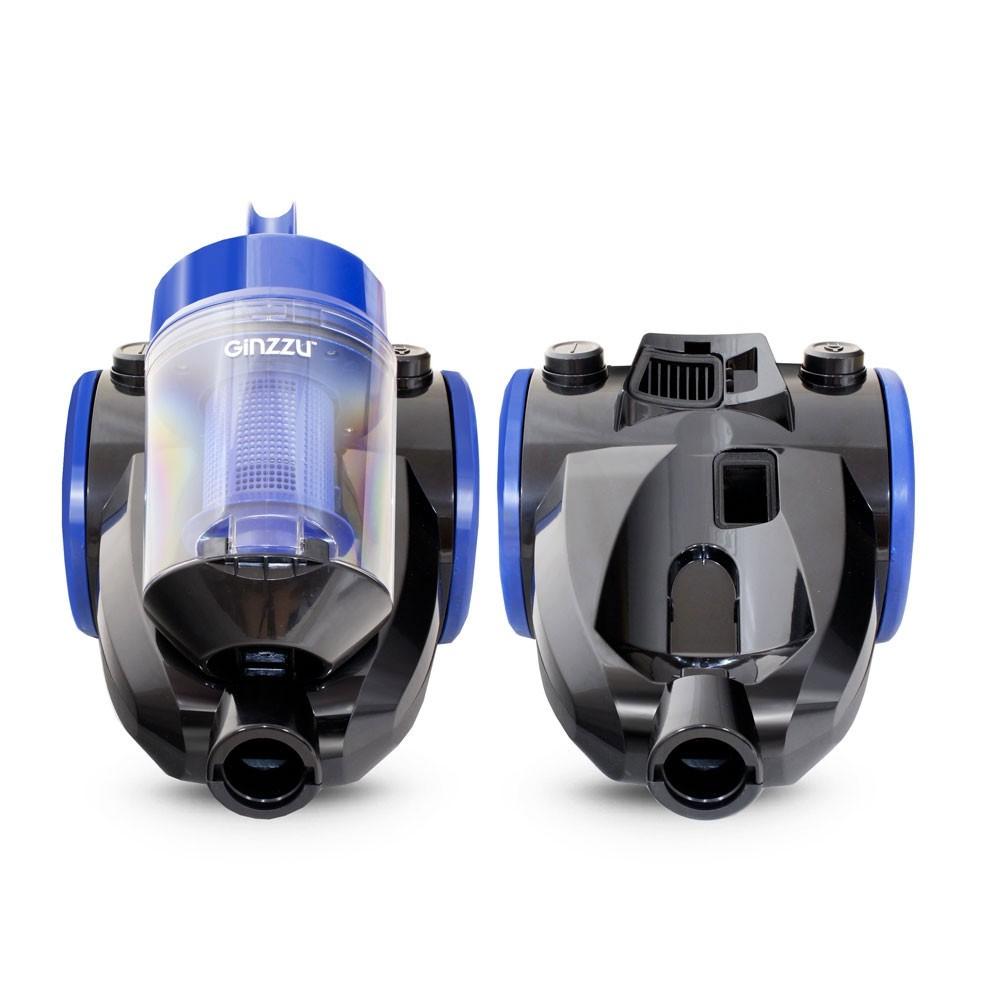 Пылесос Ginzzu VS422 синий