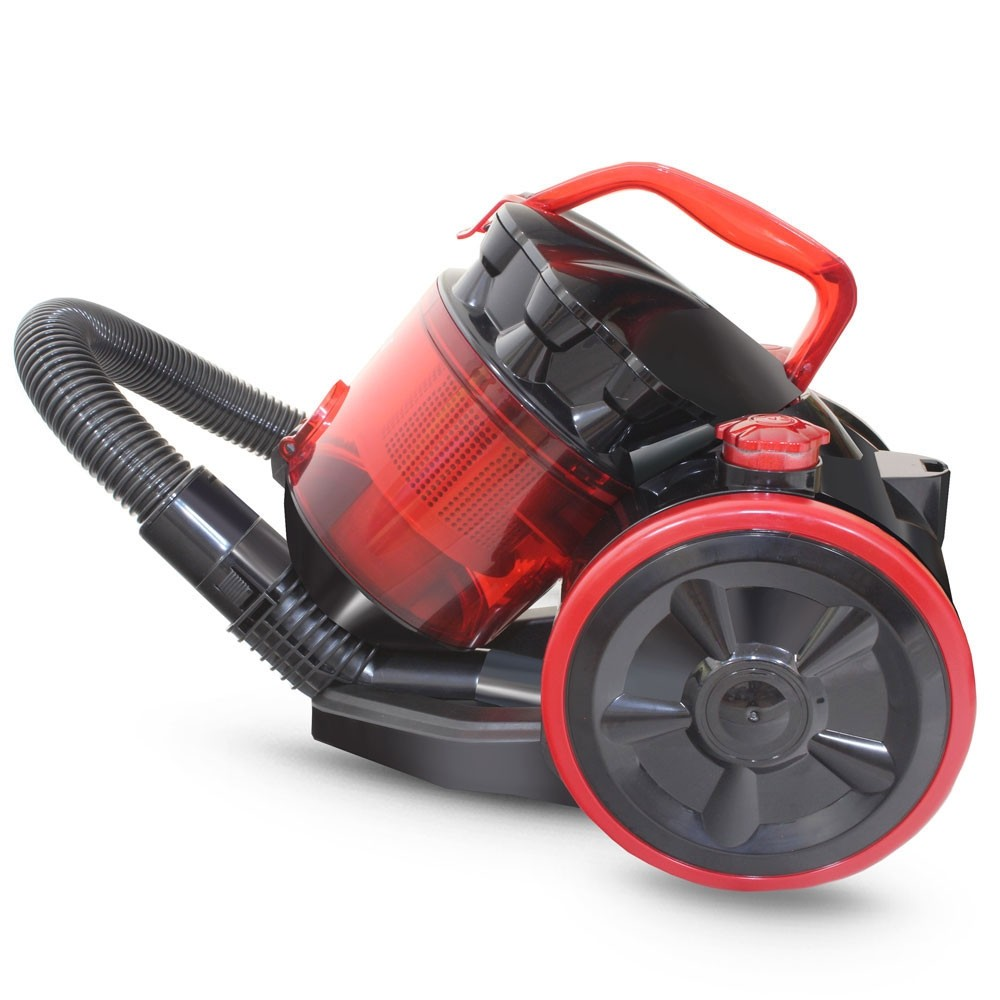 Пылесос Ginzzu VS424 красный
