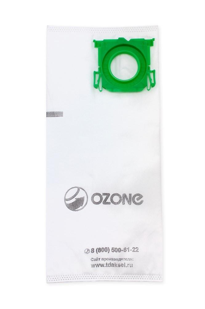 Мешок-пылесборник OZONE microne M-56 для пылесосов Bork, 8 шт.