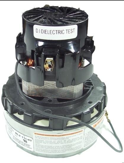 Вакуумный мотор для Numatic TT4045, TT4055, ET4045