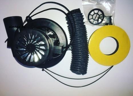Вакуумный мотор для Lavor Next 66 BT и Lavor Speed 45B (5.511.1684)