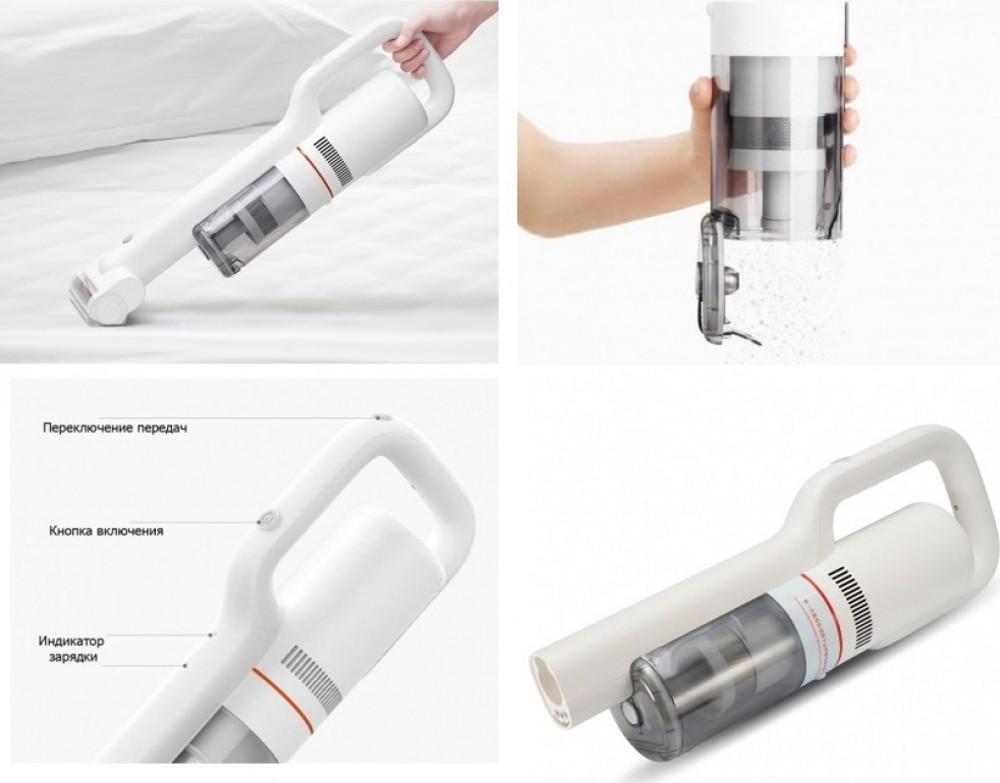 Беспроводной пылесос Xiaomi Roidmi Cordless Vacuum Cleaner F8S EU Version, XCQ08RM