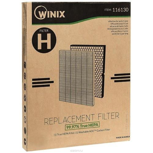 НЕРА + угольный фильтры для воздухоочистителя Winix 2020 EU