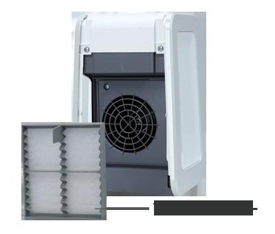 Очиститель воздуха Fujitsu DAS-15E