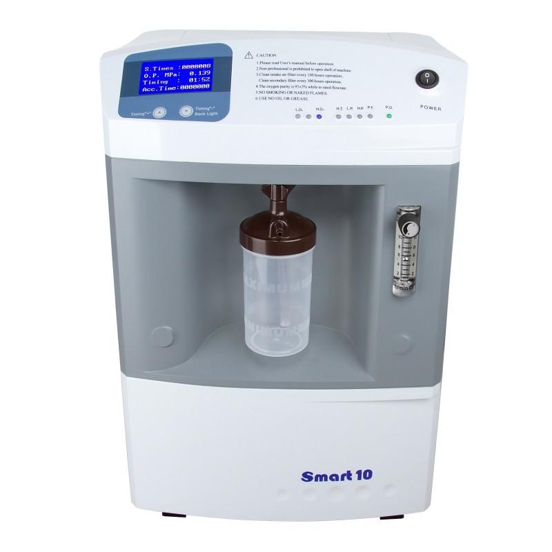 Кислородный концентратор Ventum Smart 10 (JAY-10A) с газоанализатором