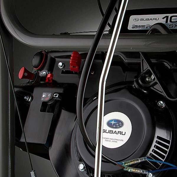 Снегоуборщик бензиновый Caiman Valto-24S (двигатель Subaru)