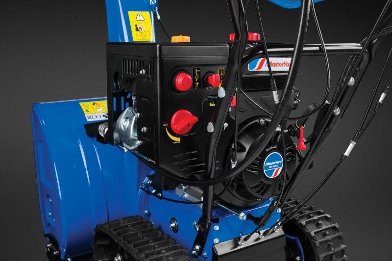 Снегоуборщик бензиновый MasterYard MV 23528 RET