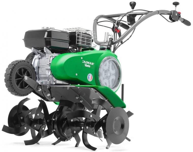 Мотоблок бензиновый Caiman VARIO 60H (двигатель Honda)