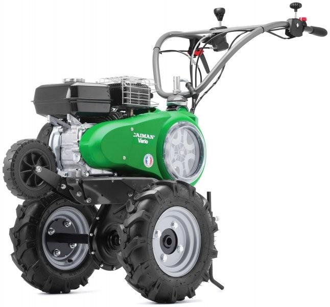 Мотоблок бензиновый Caiman VARIO 60H TWK+ (двигатель Honda)
