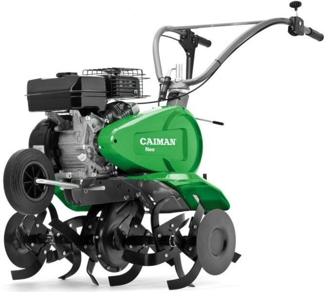 Культиватор бензиновый Caiman NEO 60H C3 (двигатель Honda)