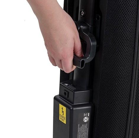Вертикальный батарейный пылесос Truvox Upright