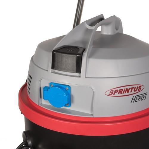 Помповый пылесос для откачки воды Sprintus Heros