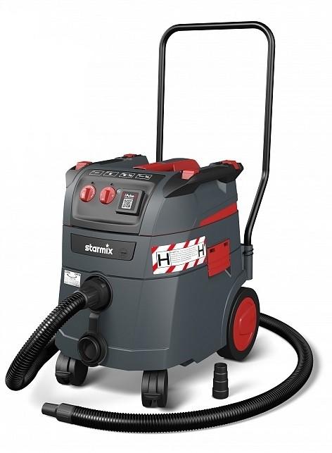 Промышленный пылесос Starmix iPulse H-1635 Safe Plus