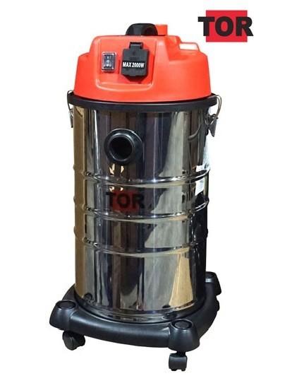 Пылеводосос TOR WL092A-30L INOX с розеткой