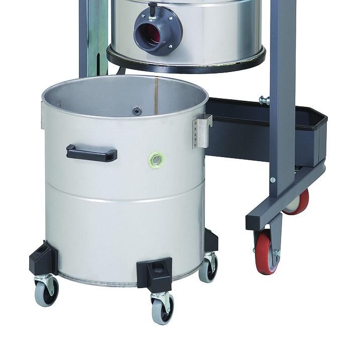 Промышленный пылесос BIEMMEDUE GREEN V640 (008.067) (3 турбины)