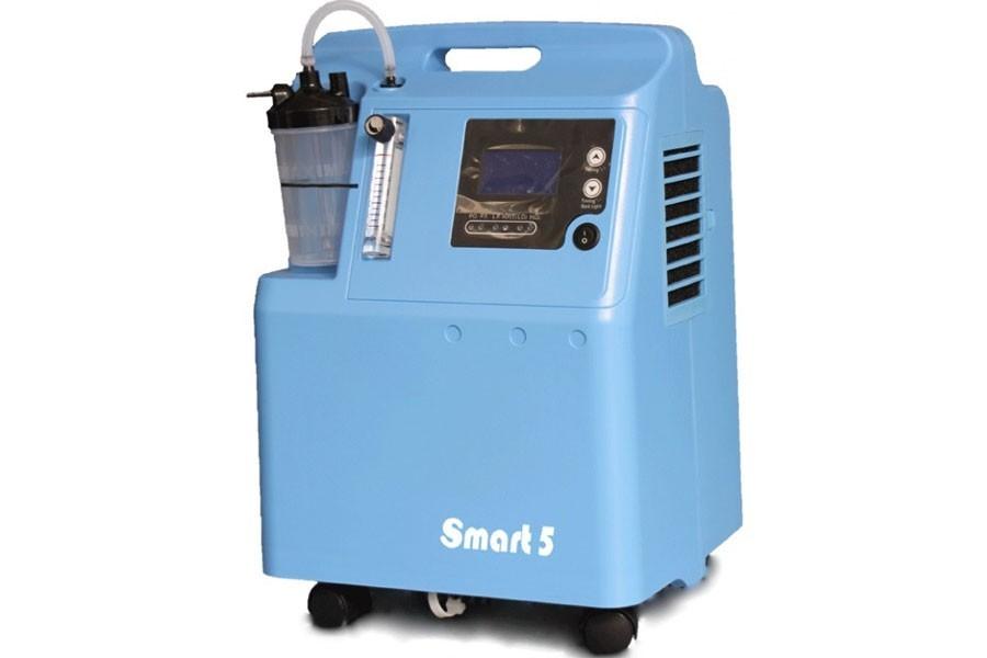 Кислородный концентратор Ventum Smart 5 (JAY-5) с газоанализатором