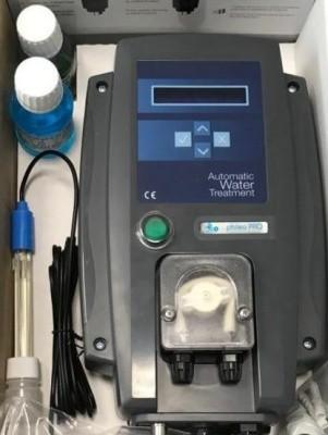 Автоматическая станция измерения и регулирования pH CCEI Phileo PRO REGULATION PH