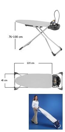 Гладильная система Metalnova Duetto Plus