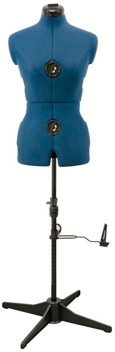 Манекен женский ADJUSTOFORM TAILORMADE B (M), SAPPHIRE BLUE
