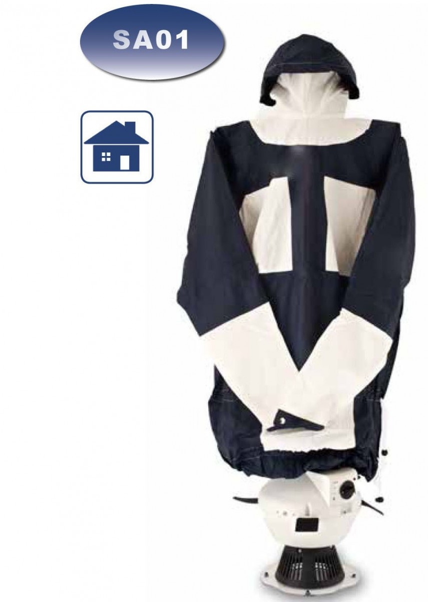 Гладильный манекен для рубашек Eolo SA-01