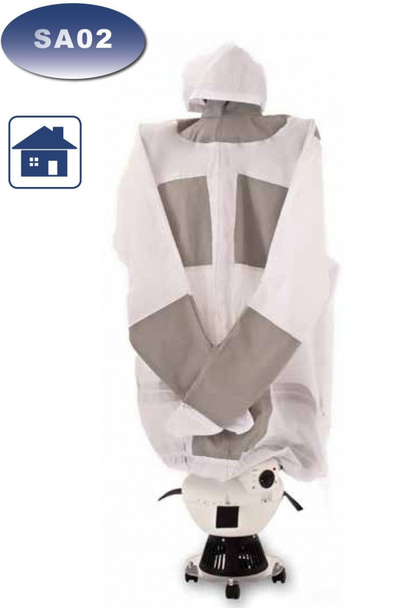 Гладильный манекен передвижной для рубашек Eolo SA-02