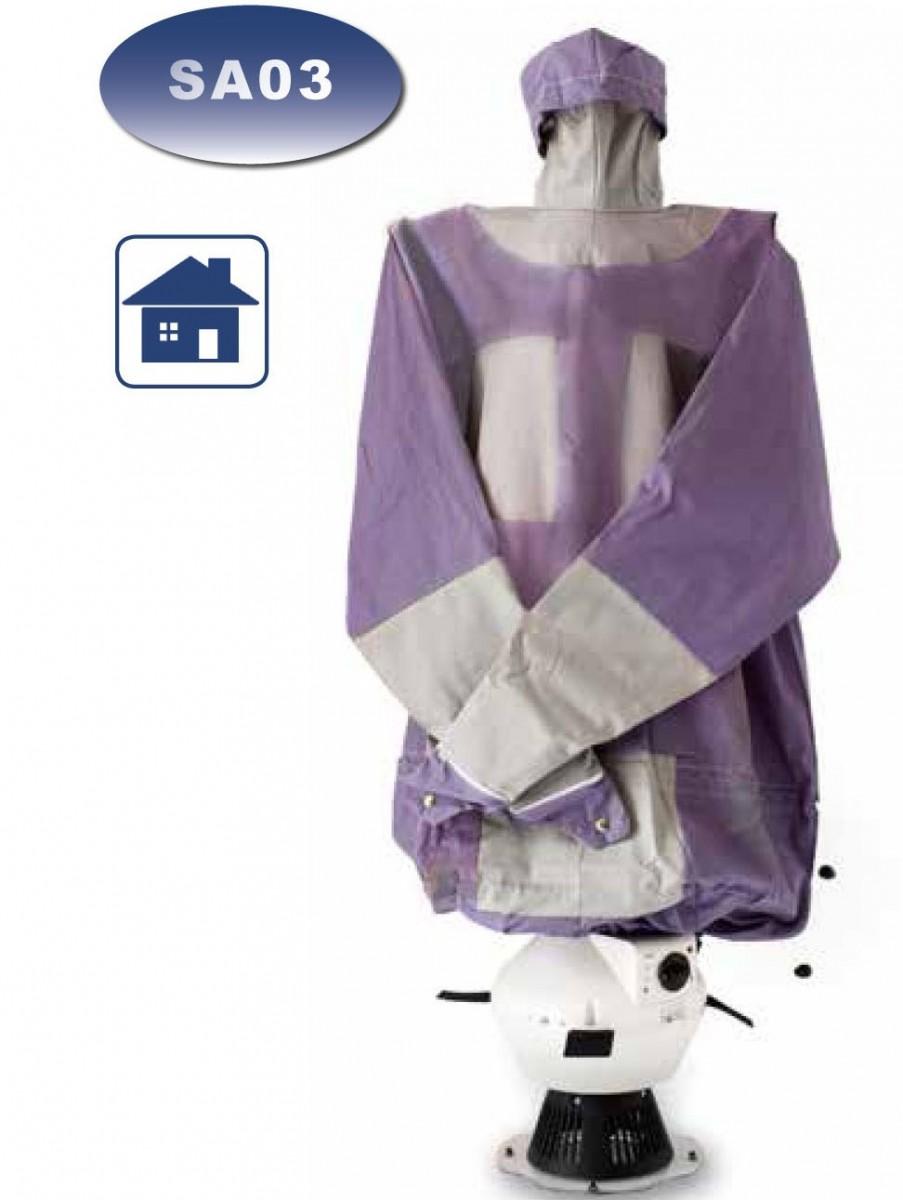 Гладильный манекен для рубашек Eolo SA-03 (экономичный)
