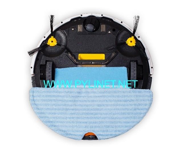 Робот-пылесос Panda X900 Wet Clean red